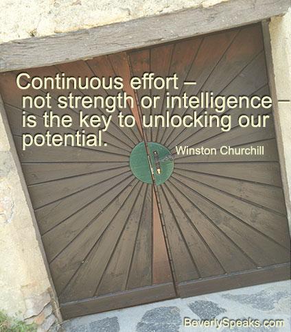 continuous-effort