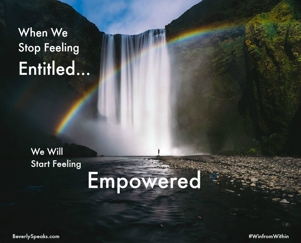 Entitled or Empowered