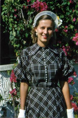 Bettye Banks 1955