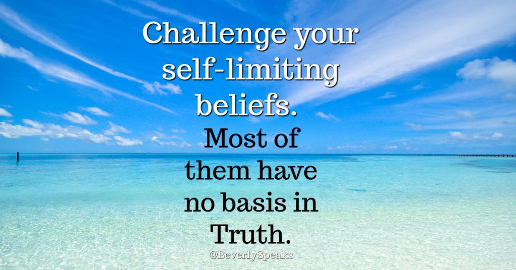 Self-limiting Beliefs