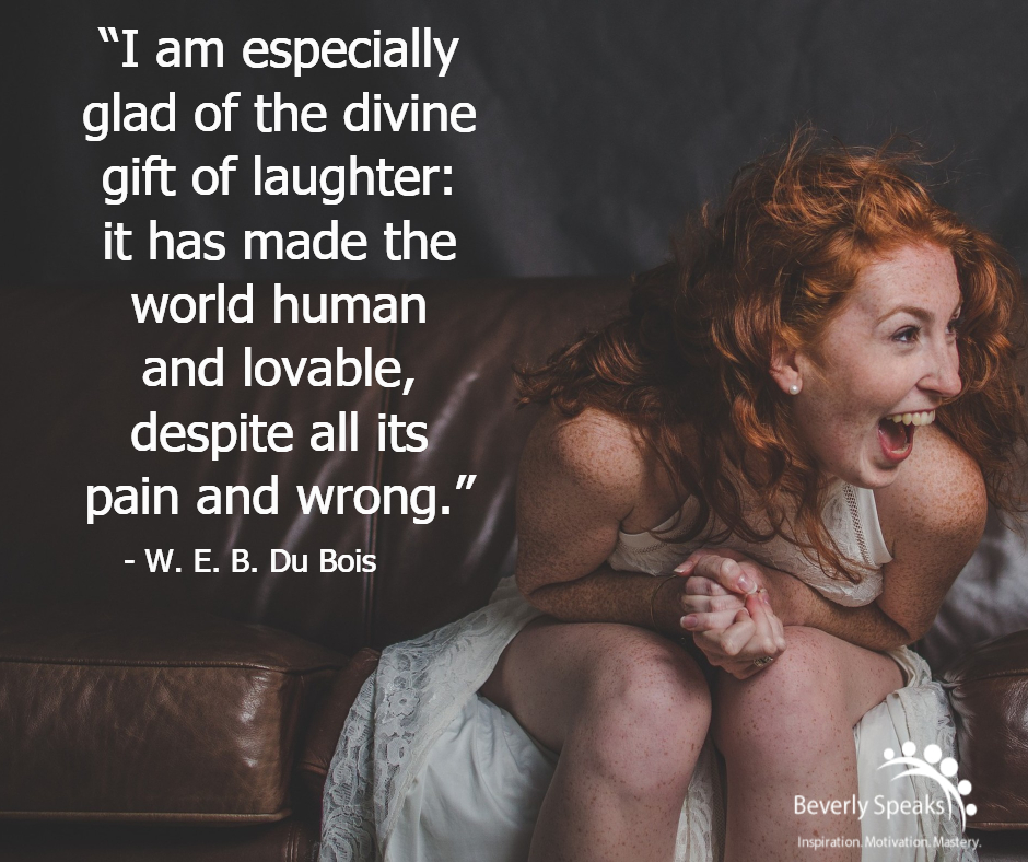 The Divine Gift of Laughter